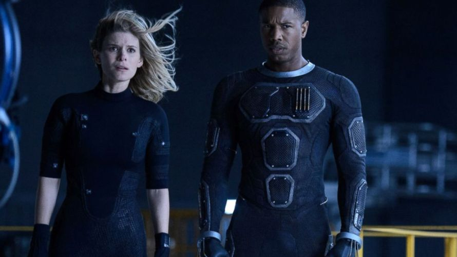 johnny and sue fantastic four 2015