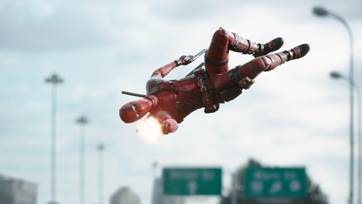 why deadpool movie was successful r rating