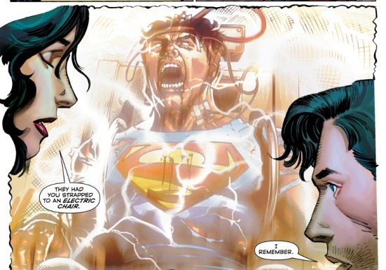 superman 43 review lois and clark
