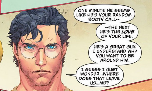 lois and clark lobdell superman