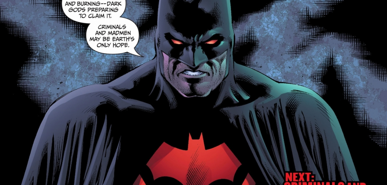 flashpoint batman gotham