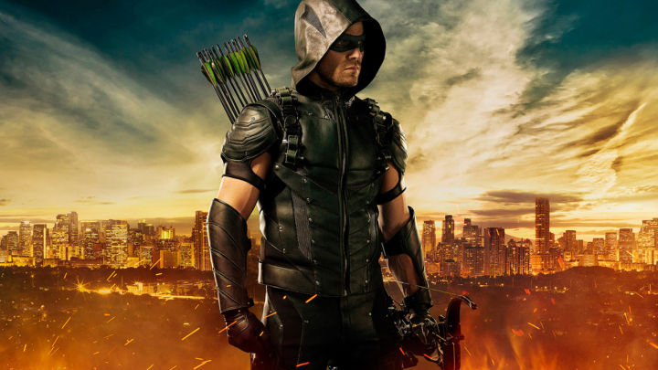 best comic book tv shows fall 2015 arrow