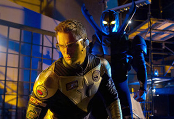 booster gold/blue beetle team-up movie rumour