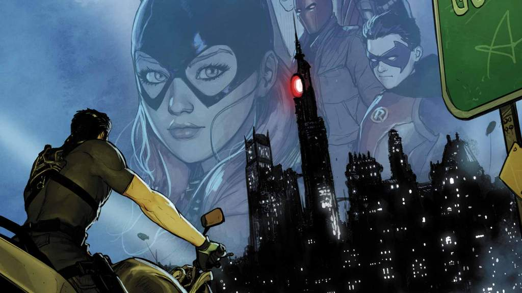 grayson #12 review bat family reunited