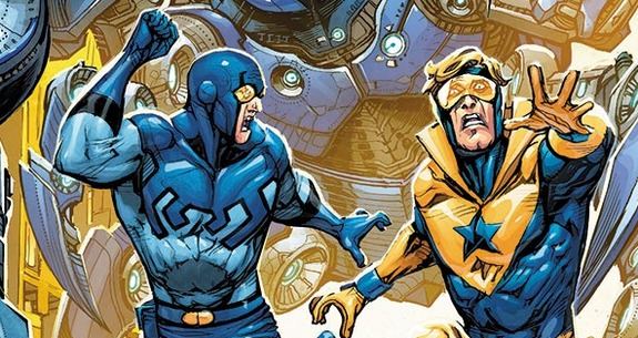 booster gold/blue beetle team-up movie rumour breakdown