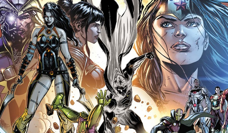 justice league 44 review darkseid