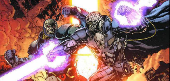 justice league 44 review did darkseid die