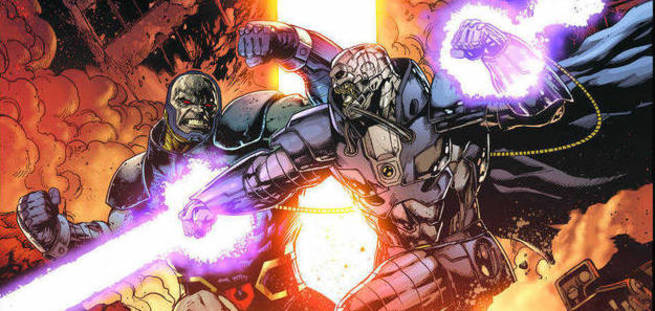 justice league 44 review did darkseid die