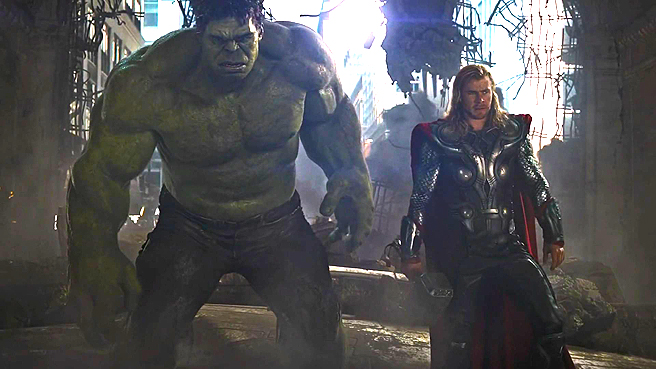 hulk joining thor 3 superhero team-up movies