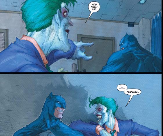 batman europa #1 review joker
