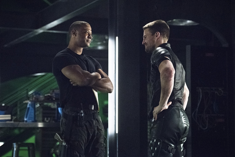arrow season 4 episode 7 review discussion