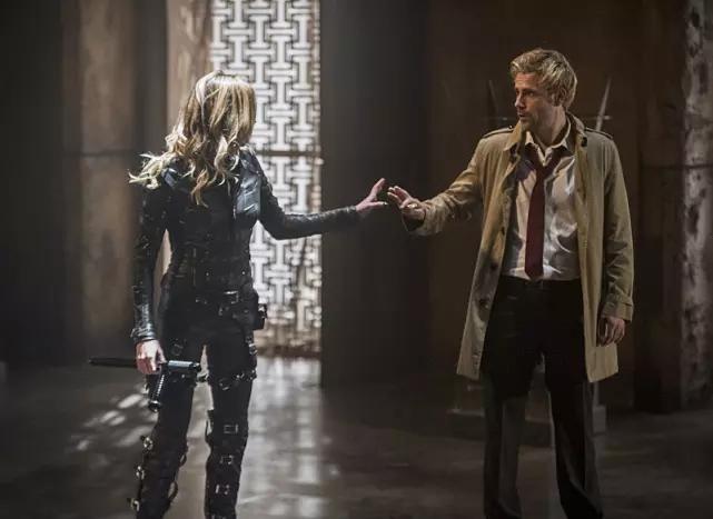arrow Constantine returns