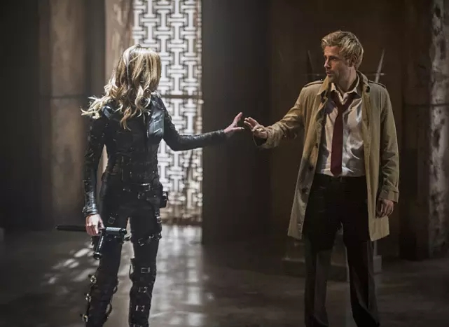 arrow Constantine returns