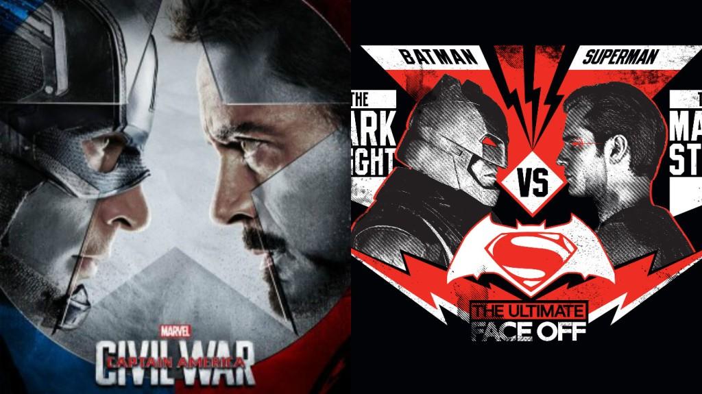 civil war vs dawn of justice