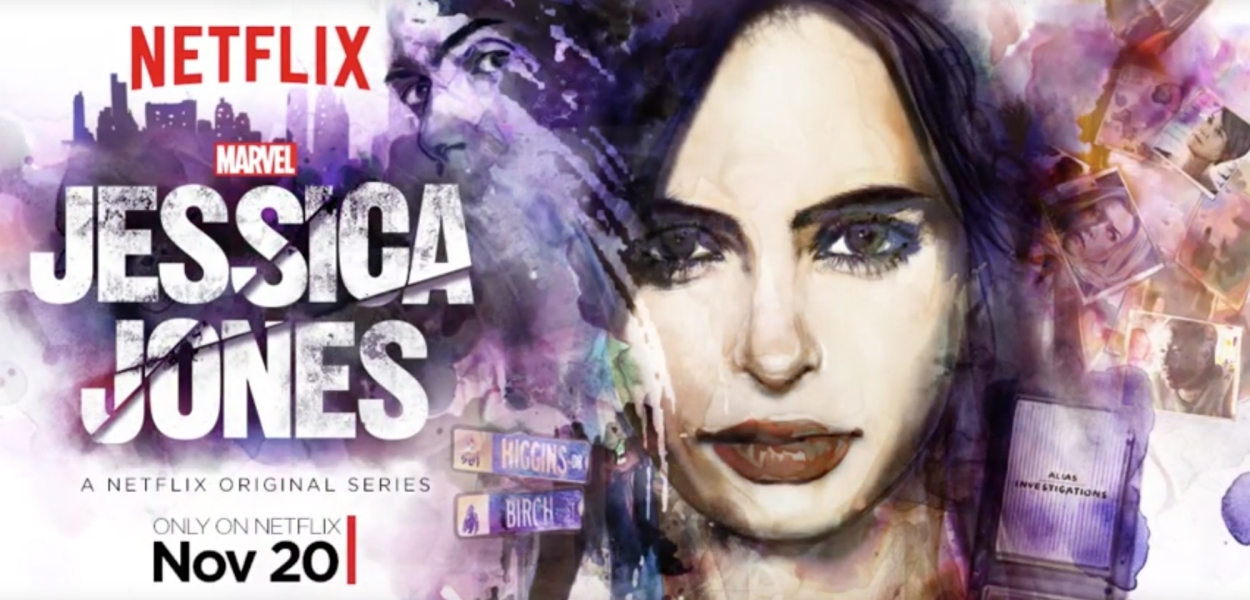 is binge watching bad jessica jones