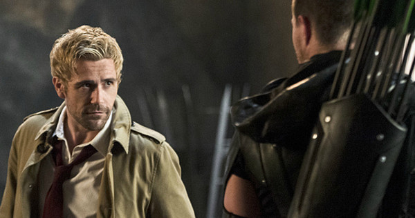 arrow season 4 episode 5 Constantine
