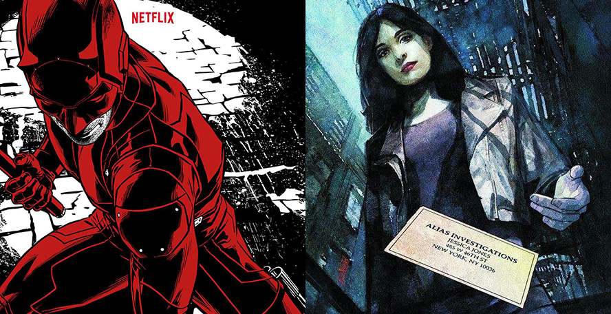 is binge watching tv shows bad netflix daredevil jessica jones