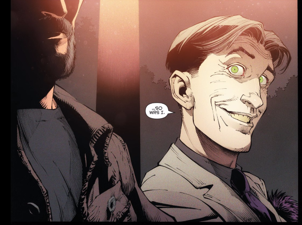 batman #47 review joker returns