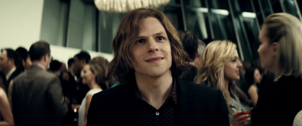 what will lex luthor be like in batman v superman