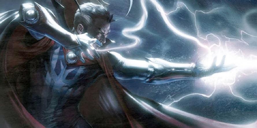 doctor strange superhero movies 2016