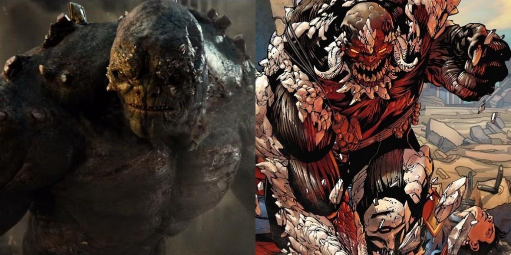 batman v superman doomsday comic