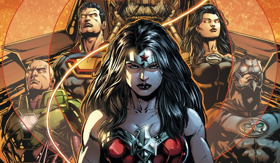 justice league 47 review