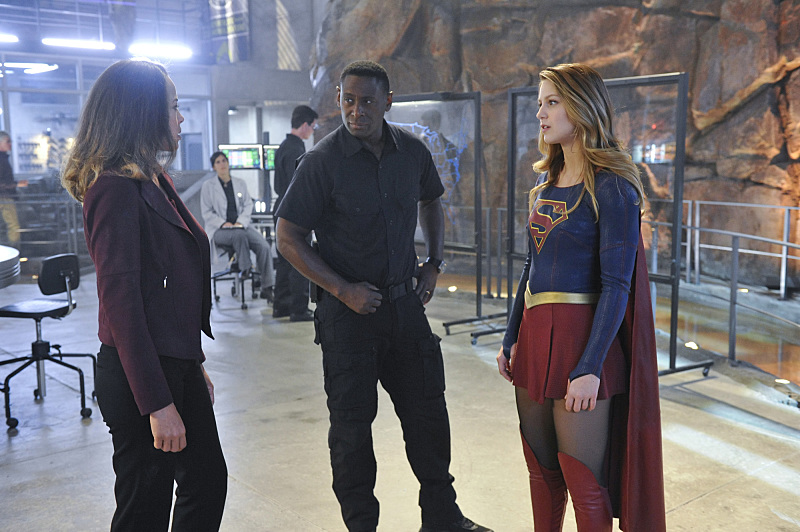 supergirl episode 11 review discussion white martians