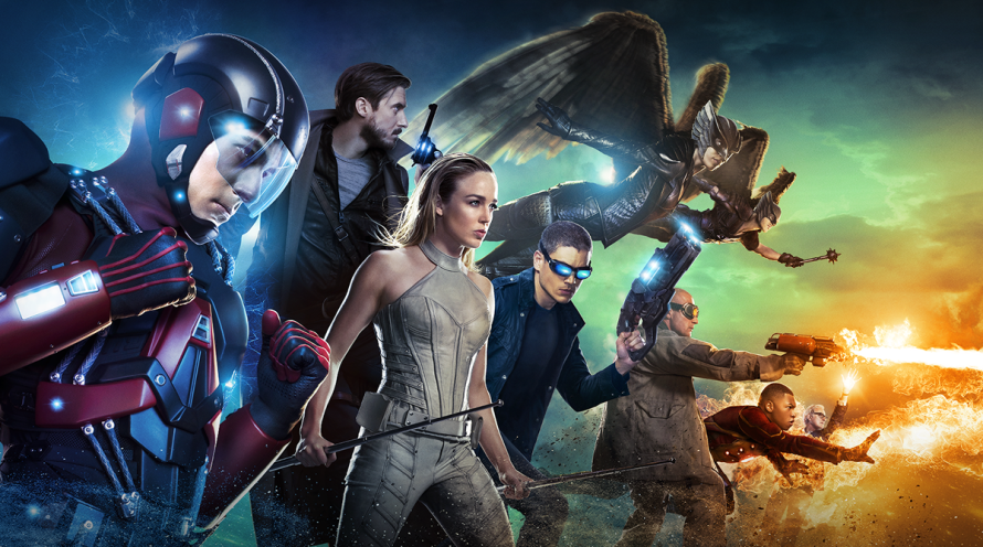 legends of tomorrow episode 1 discussion
