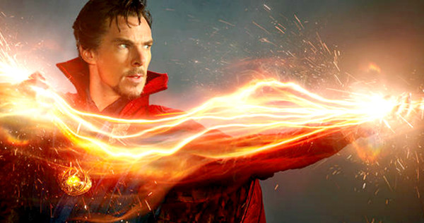 doctor strange official 2016