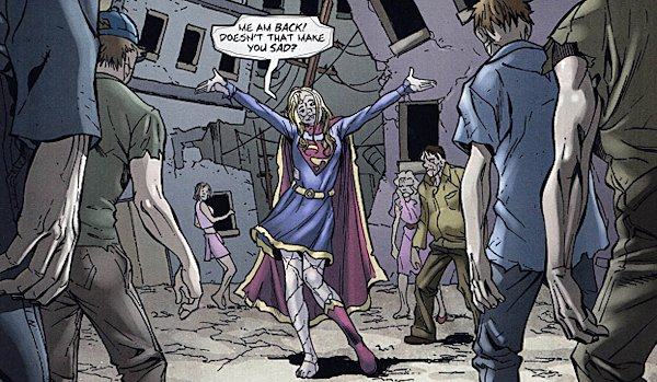 supergirl episode 9 bizarro