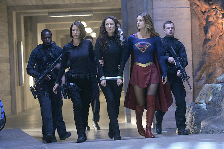 supergirl episode 9 review