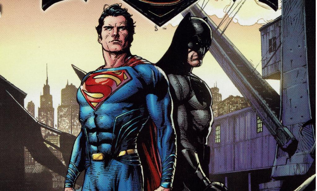 all batman v superman prequel comics download links