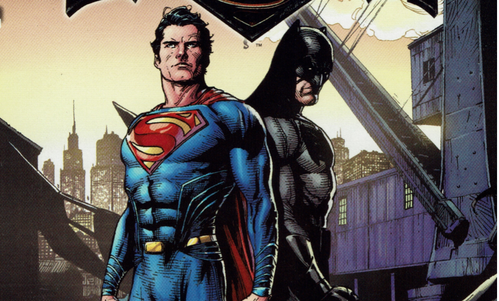 all batman v superman prequel comics download links