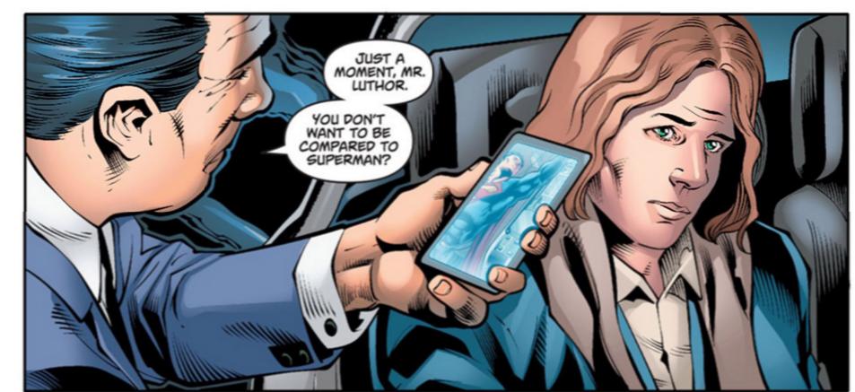 batman v superman prequel lex luthor