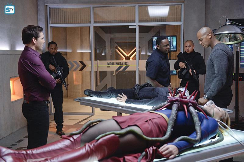 supergirl episode 12 black mercy