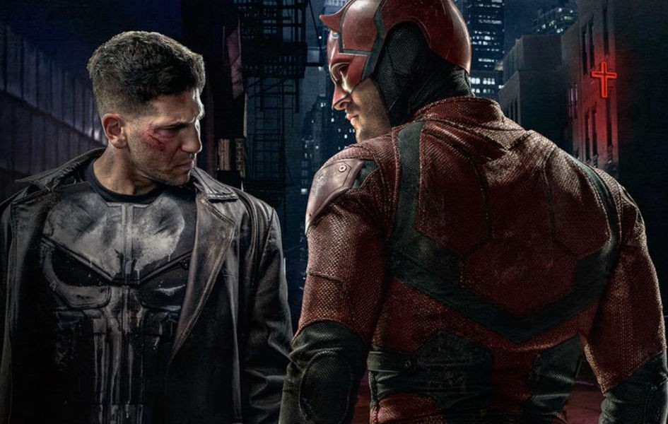 daredevil and punisher relationship season 2 netflix