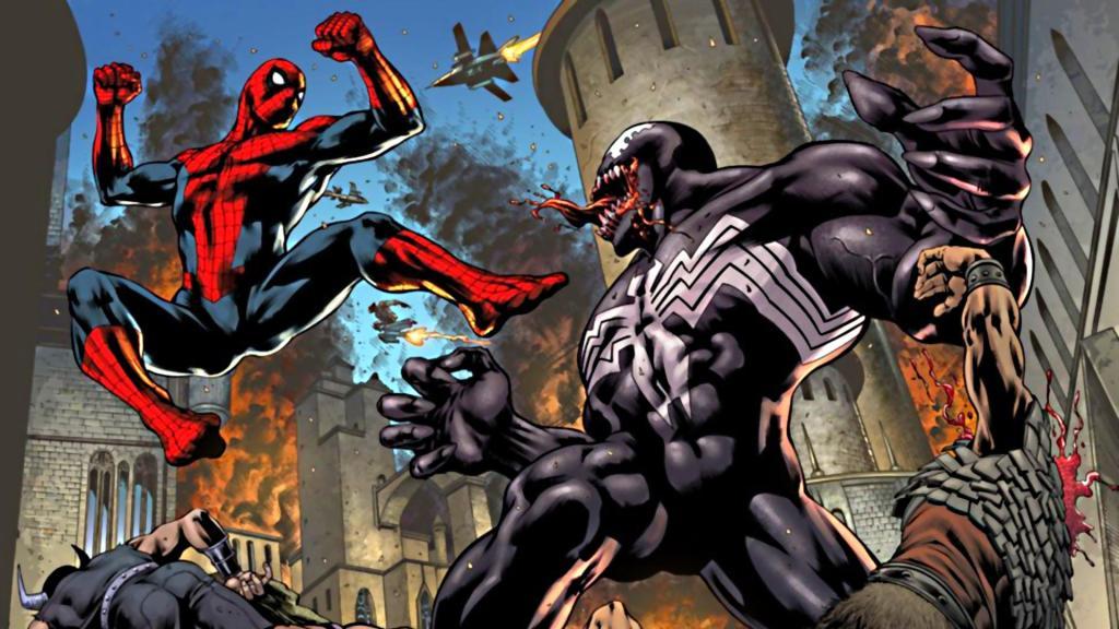venom movie separate from spider-man mcu sony