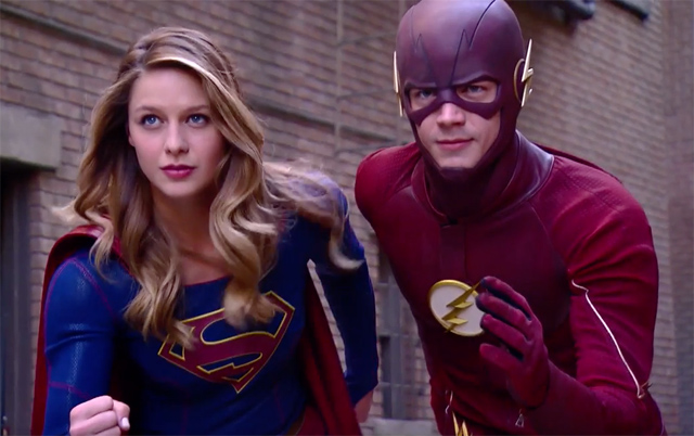 the flash season 2 episode 17 supergirl