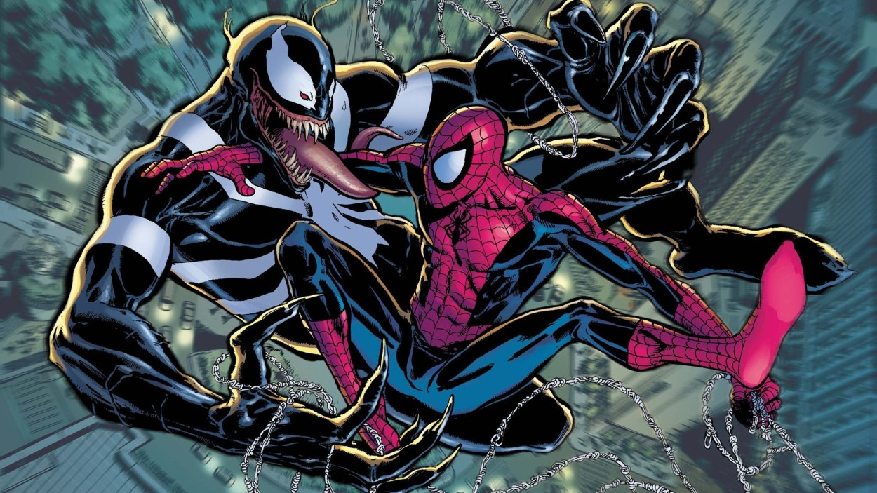 when is venom movie separate from spider-man sony