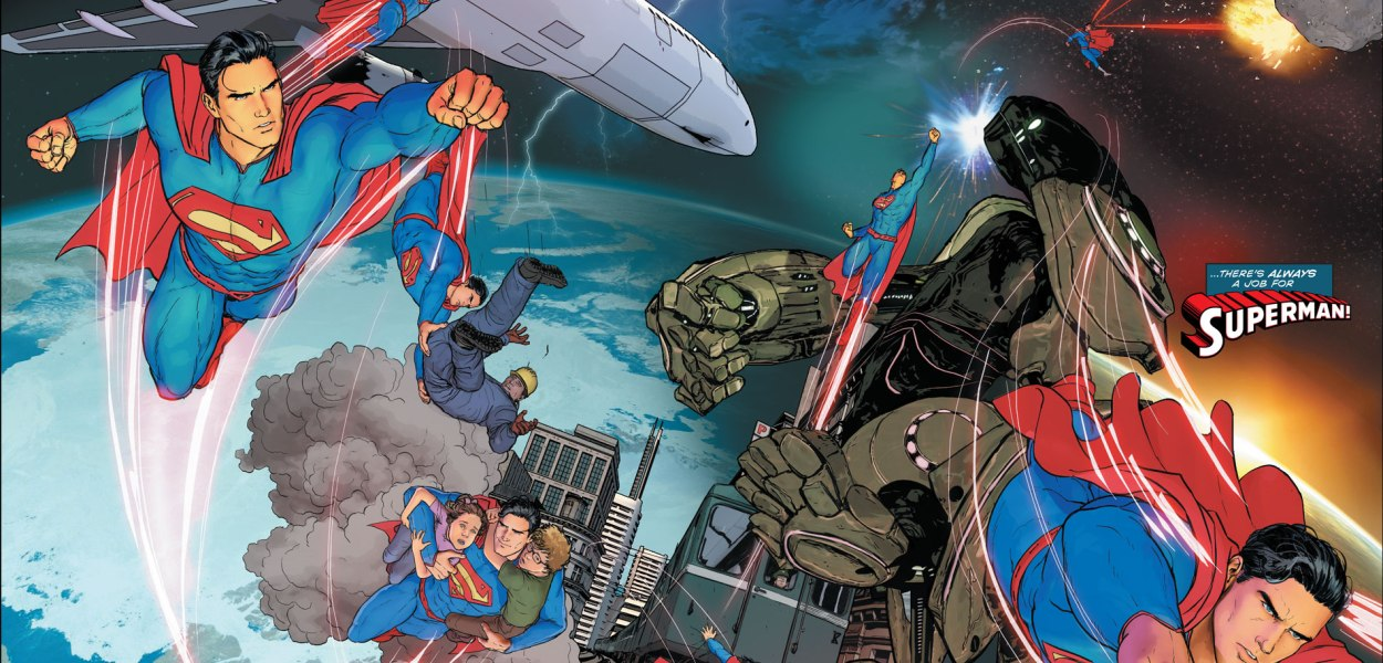 superman 51 review spoilers