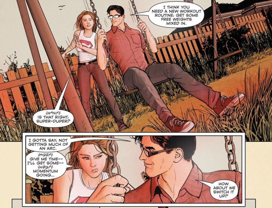 superman 51 review