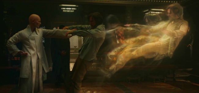 doctor strange trailer discussion