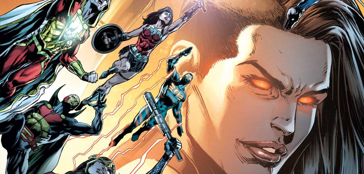 Justice league 49 review spoilers