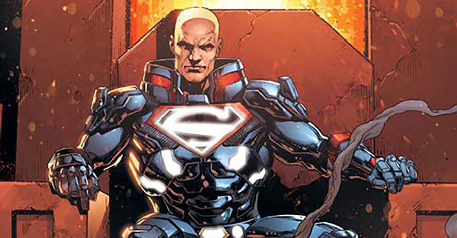justice league 49 review lex luthor