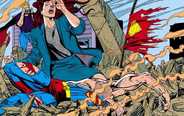 killing superman batman v superman dc rebirth