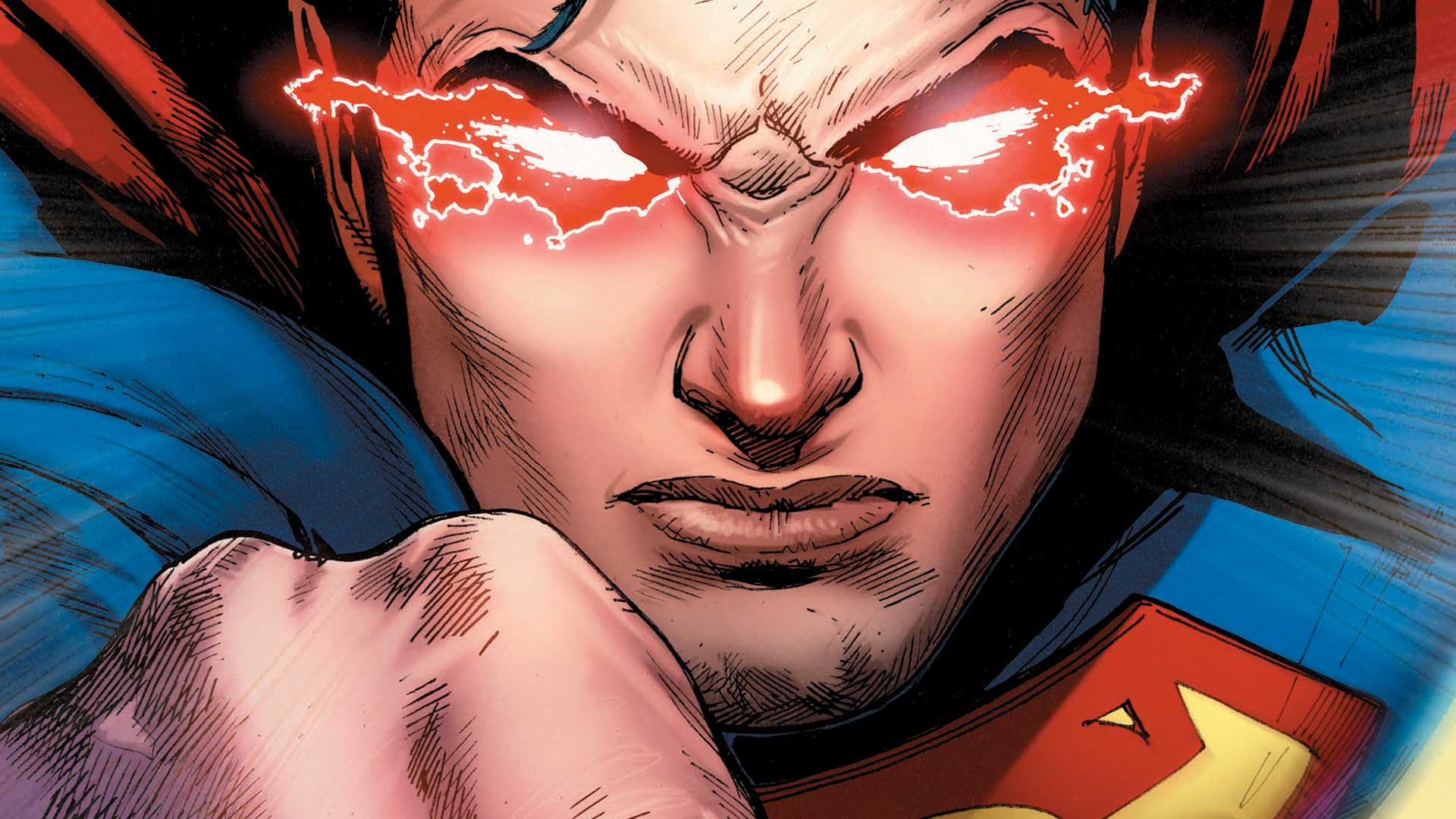 Superman Rebirth 1 Review New 52 Is Dead And Gone Girl On