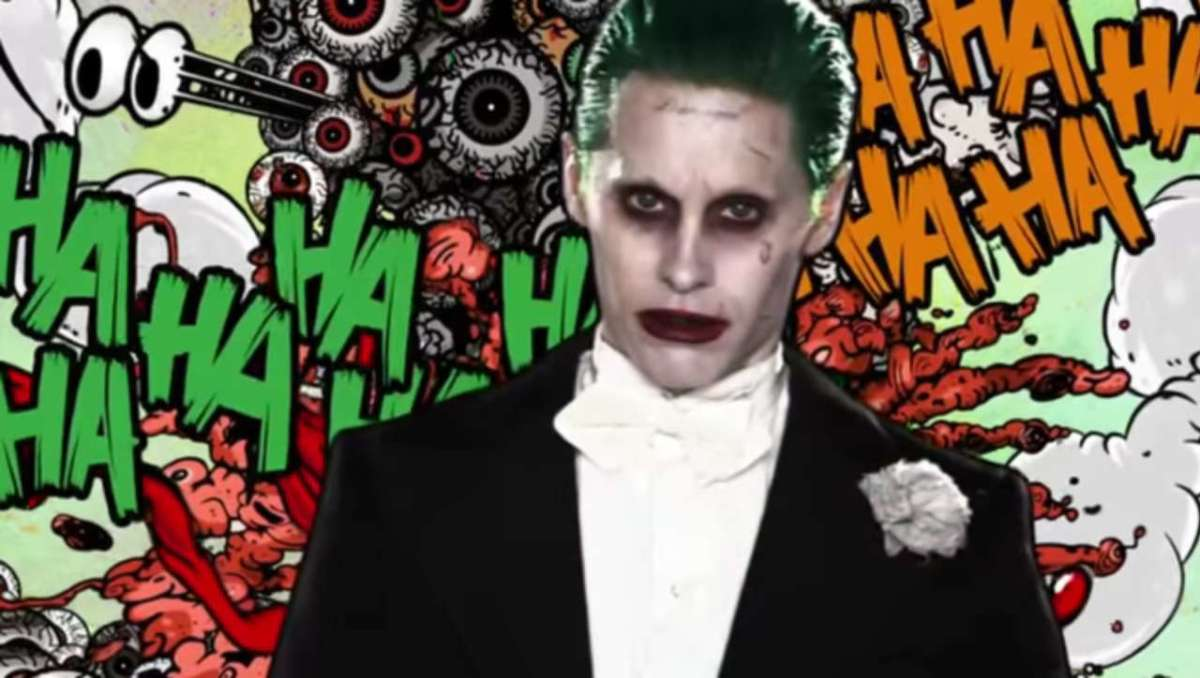 Surrender Becomes Power: Analysing Leto's Joker (Suicide Squad)