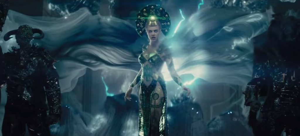 suicide squad spoilers review enchantress villain