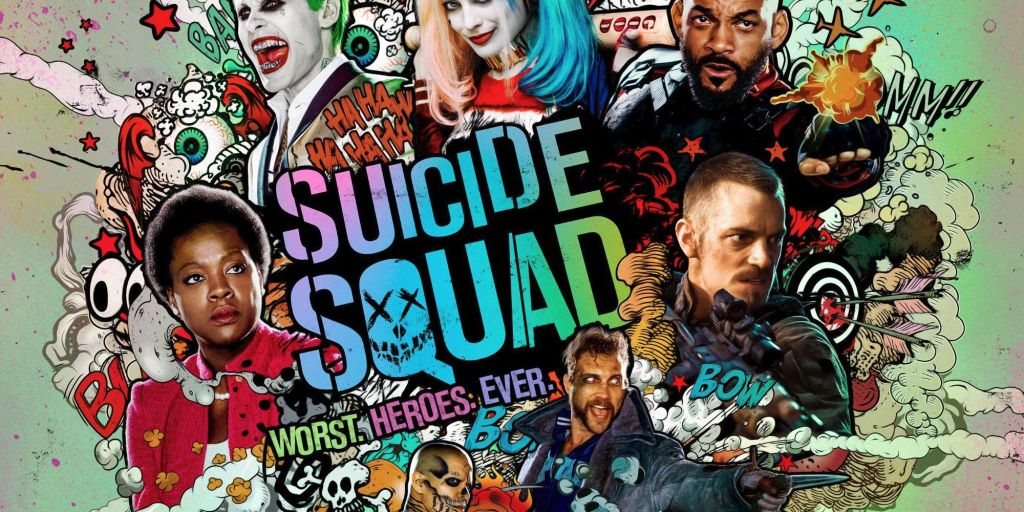 suicide squad spoilers review