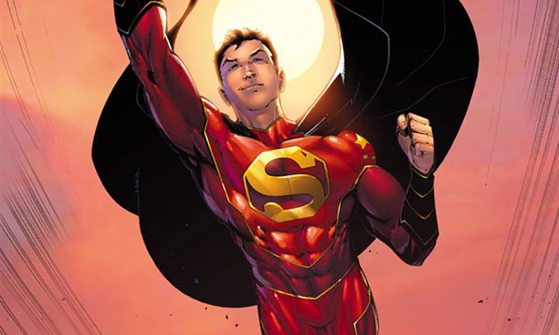 dc rebirth success new super-man